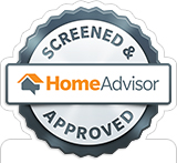 Screened Home Advisor Approved